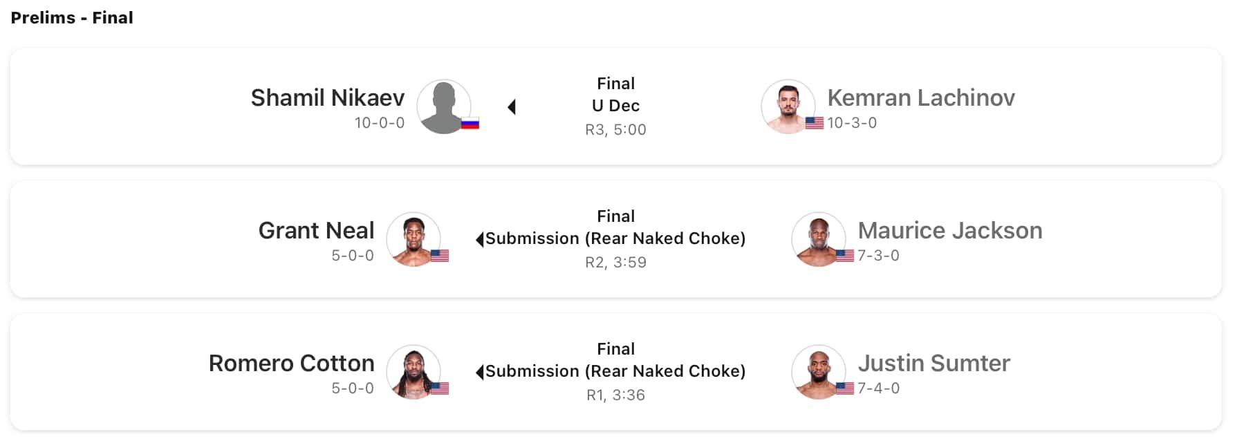 Bellator 254: Macfarlane vs. Velasquez