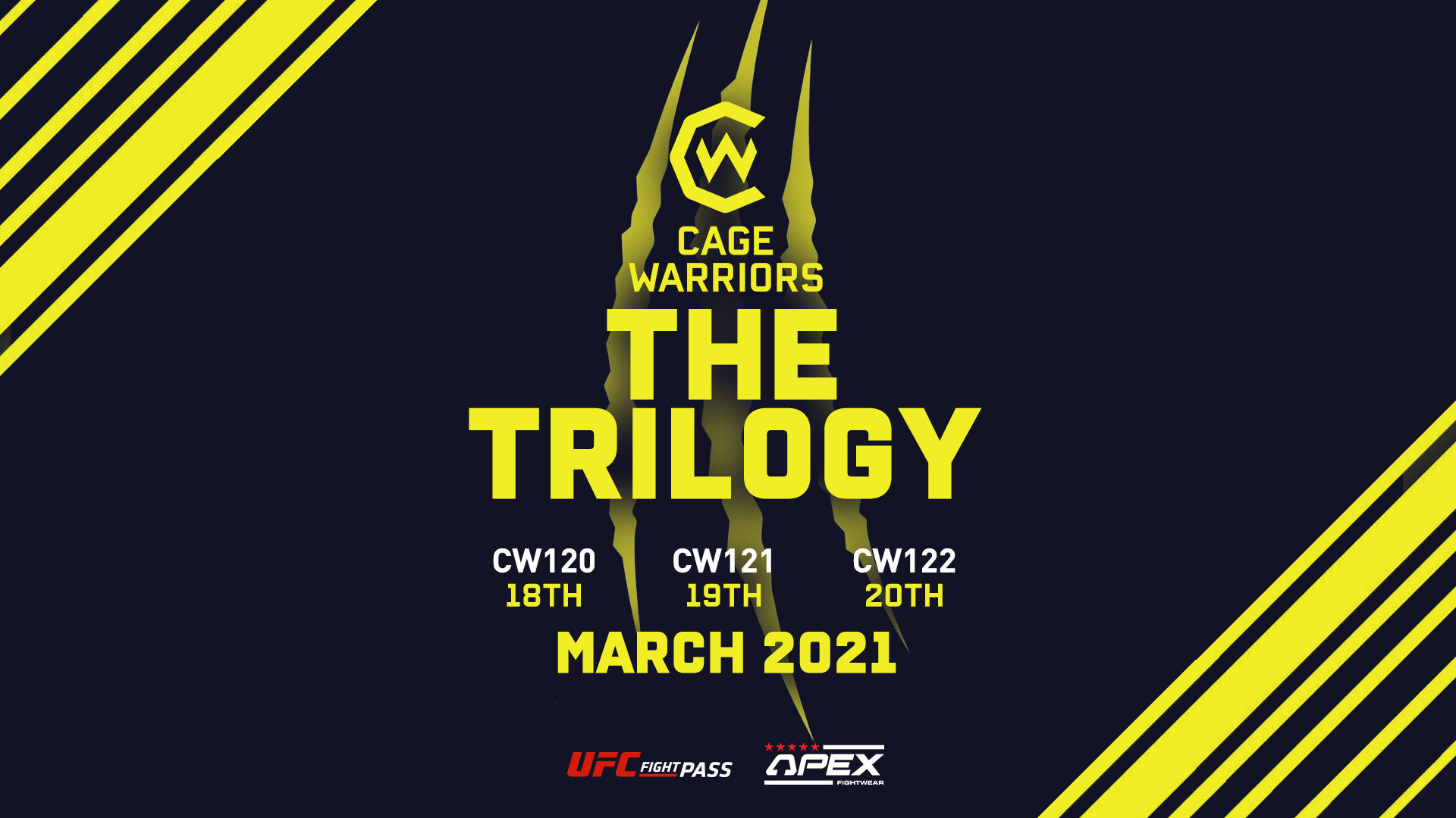 Cage Warriors next fight