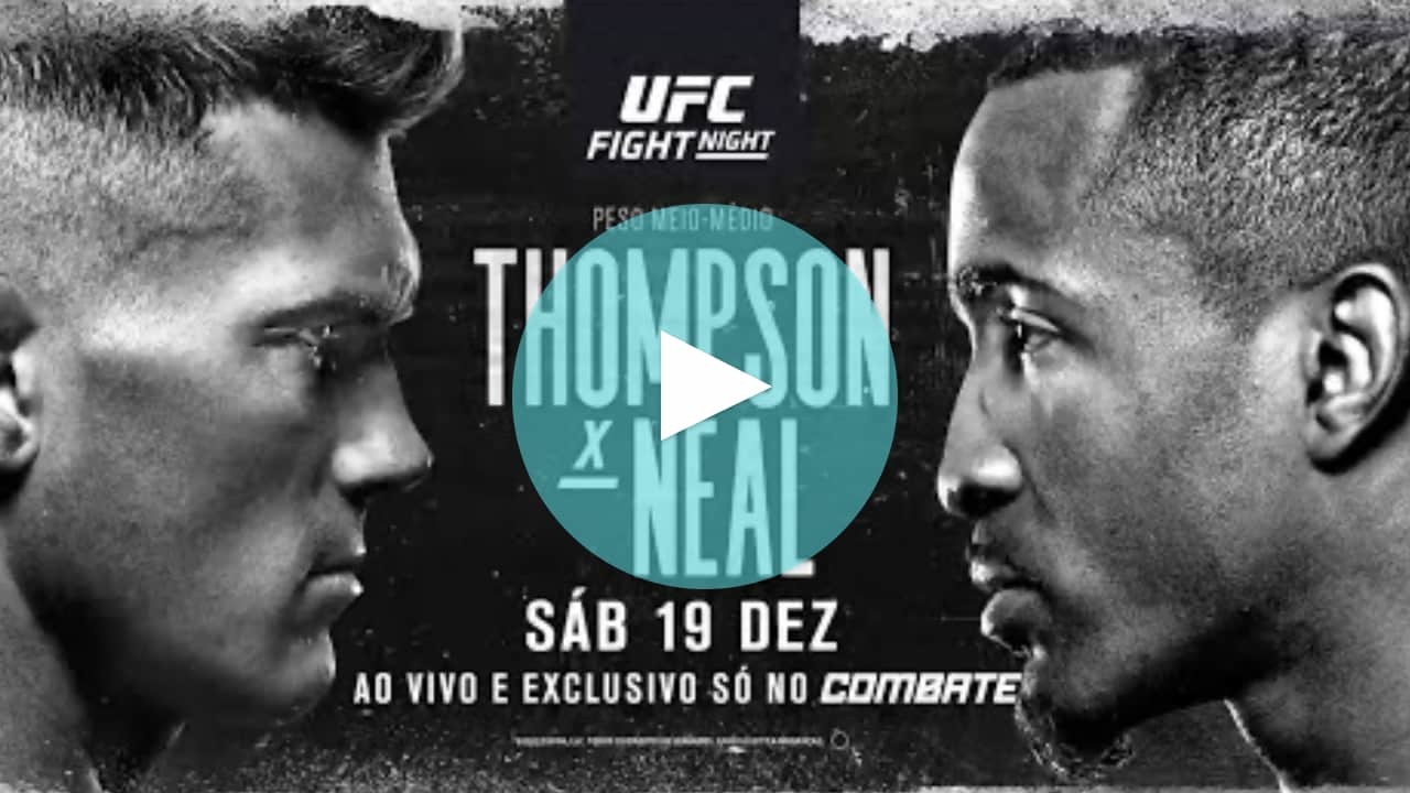 UFC Fight Night Thompson vs. Neal